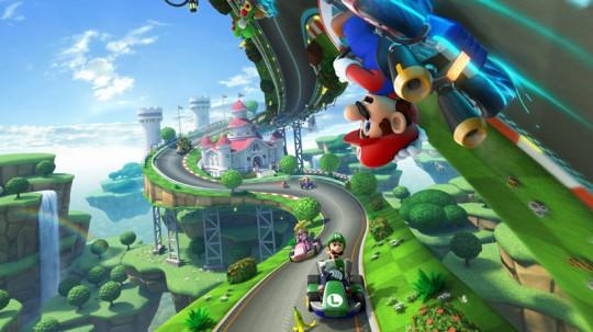 Mario Kart 8 May Release