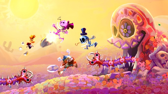 Rayman Legends Next Gen Release FEATURE