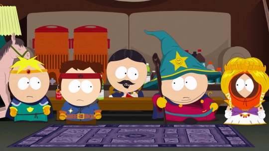South Park The Stick of Truth Gold